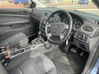 2005 Ford Focus LR CL Blue 4 Speed Automatic Sedan