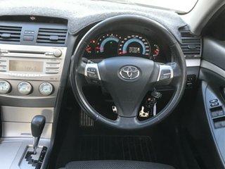 2008 Toyota Aurion GSV40R Sportivo SX6 White 6 Speed Sports Automatic Sedan.
