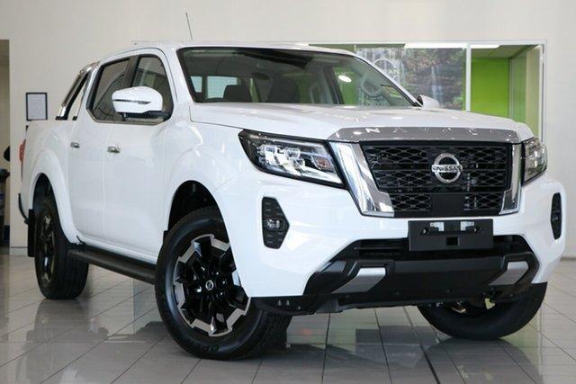 New Nissan Navara D23 MY21 ST-X 4x2 Wangara, 2021 Nissan Navara D23 MY21 ST-X 4x2 White Diamond 7 Speed Sports Automatic Utility