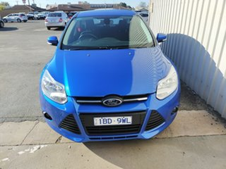 2014 Ford Focus LW MkII Trend PwrShift 6 Speed Sports Automatic Dual Clutch Hatchback.