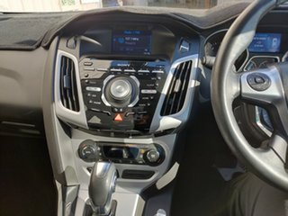 2013 Ford Focus LW MkII Sport PwrShift 6 Speed Sports Automatic Dual Clutch Hatchback