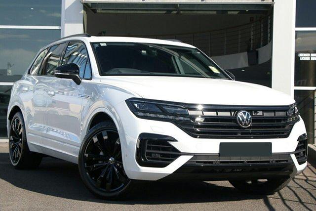 New Volkswagen Touareg CR MY21 210TDI Tiptronic 4MOTION Wolfsburg Edition Cardiff, 2021 Volkswagen Touareg CR MY21 210TDI Tiptronic 4MOTION Wolfsburg Edition