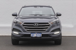 2017 Hyundai Tucson TL2 MY18 Active AWD Grey 6 Speed Sports Automatic Wagon.