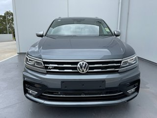 2020 Volkswagen Tiguan 5N MY21 162TSI Highline DSG 4MOTION Allspace 2r2r 7 Speed.
