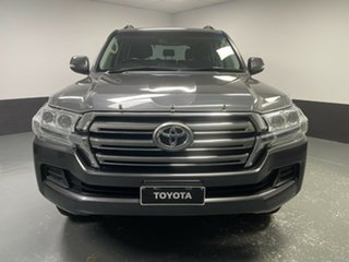 2017 Toyota Landcruiser VDJ200R GXL Grey 6 Speed Sports Automatic Wagon.