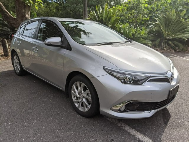 Used Toyota Corolla ZRE182R Ascent Sport S-CVT Stuart Park, 2018 Toyota Corolla ZRE182R Ascent Sport S-CVT Silver 7 Speed Constant Variable Hatchback