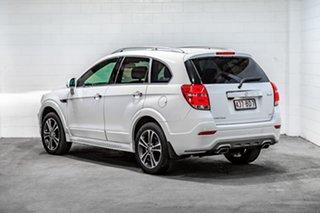 2017 Holden Captiva CG MY18 LTZ AWD White 6 Speed Sports Automatic Wagon.