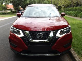 2020 Nissan X-Trail T32 Series III MY20 ST X-tronic 2WD Red 7 Speed Constant Variable Wagon.