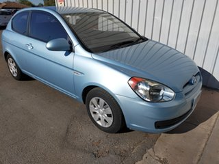 2008 Hyundai Accent MC MY07 S 4 Speed Automatic Hatchback.