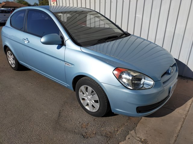 Used Hyundai Accent MC MY07 S Horsham, 2008 Hyundai Accent MC MY07 S 4 Speed Automatic Hatchback