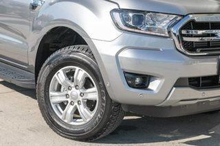 2020 Ford Ranger PX MkIII 2020.75MY XLT Silver 6 Speed Sports Automatic Double Cab Pick Up.