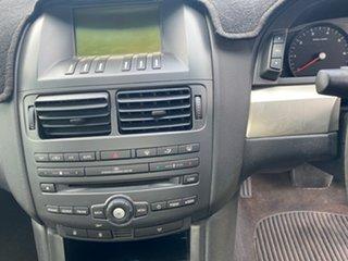 2009 Ford Falcon FG Ute Super Cab Silver 5 Speed Sports Automatic Utility