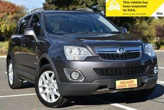 2013 Holden Captiva CG MY13 5 AWD LT Grey 6 Speed Sports Automatic Wagon.