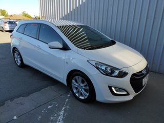 2013 Hyundai i30 GD Active Tourer 6 Speed Sports Automatic Wagon.