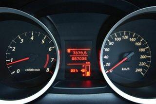 2012 Mitsubishi Lancer CJ MY13 ES Sportback Grey 5 Speed Manual Hatchback