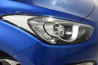 2017 Hyundai i30 GD4 Series II MY17 Active X Blue 6 Speed Sports Automatic Hatchback