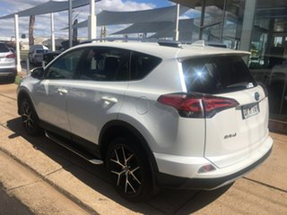 2016 Toyota RAV4 ZSA42R GXL White Constant Variable