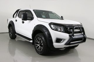 2018 Nissan Navara D23 Series III MY18 SL (4x4) White 7 Speed Automatic Dual Cab Pick-up.