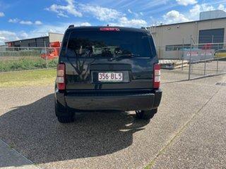 2012 Dodge Nitro KA MY10 SX Black 4 Speed Automatic Wagon