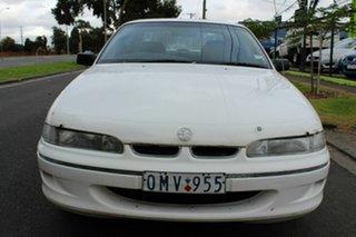 1996 Holden Commodore VS Executive White 4 Speed Automatic Sedan.
