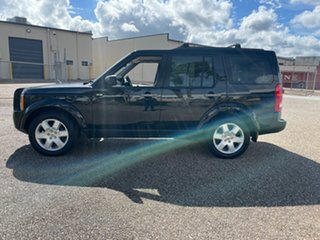 2008 Land Rover Discovery 3 MY06 Upgrade HSE Black 6 Speed Automatic Wagon