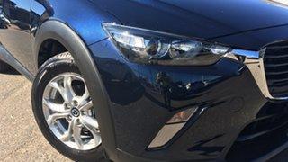 2015 Mazda CX-3 DK2W7A Maxx SKYACTIV-Drive Blue 6 Speed Sports Automatic Wagon.