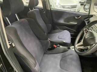 2011 Honda Jazz GE MY12 VTi-S Black 5 Speed Sports Automatic Hatchback