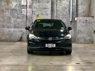 2016 Holden Astra BK MY17 RS Black 6 Speed Manual Hatchback