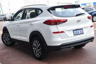 2020 Hyundai Tucson TL4 MY20 Active X 2WD White 6 Speed Automatic Wagon.