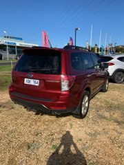 2010 Subaru Forester S3 MY10 XT AWD Premium Camellia Red Pearl 4 Speed Sports Automatic Wagon