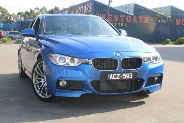 Used BMW 328i F30 MY14 Sport Line West Footscray, 2013 BMW 328i F30 MY14 Sport Line 8 Speed Automatic Sedan