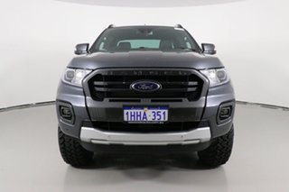 2021 Ford Ranger PX MkIII MY21.25 Wildtrak 3.2 (4x4) Grey 6 Speed Automatic Double Cab Pick Up.