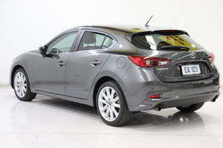 2018 Mazda 3 BN5436 SP25 SKYACTIV-MT Grey 6 Speed Manual Hatchback