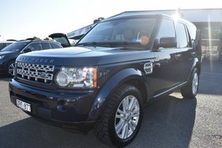 2013 Land Rover Discovery 4 Series 4 L319 MY13 SDV6 SE Blue 8 Speed Sports Automatic Wagon.