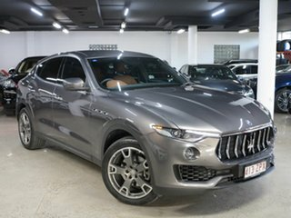 2017 Maserati Levante M161 MY18 Q4 Grey 8 Speed Sports Automatic Wagon.