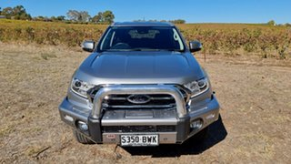 2018 Ford Everest UA II 2019.00MY Trend Aluminium 10 Speed Sports Automatic SUV.