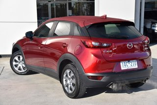 2019 Mazda CX-3 DK2W7A Neo SKYACTIV-Drive FWD Sport Red 6 Speed Sports Automatic Wagon.