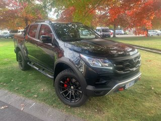 2018 Holden Special Vehicles Colorado RG MY19 SportsCat+ Pickup Crew Cab Black 6 Speed.