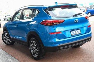 2020 Hyundai Tucson TL4 MY20 Active X 2WD Blue 6 Speed Automatic Wagon.