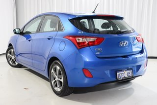 2017 Hyundai i30 GD4 Series II MY17 Active X Blue 6 Speed Sports Automatic Hatchback.