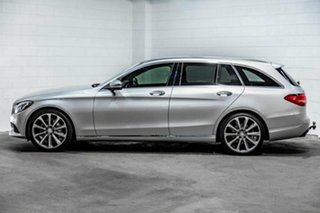 2015 Mercedes-Benz C-Class S205 806MY C250 Estate 7G-Tronic + Silver 7 Speed Sports Automatic Wagon