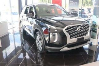 2021 Hyundai Palisade LX2.V1 MY21 Highlander AWD Timeless Black 8 Speed Sports Automatic Wagon.
