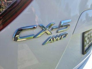 2016 Mazda CX-5 KE1022 Maxx SKYACTIV-Drive i-ACTIV AWD Sport White 6 Speed Sports Automatic Wagon