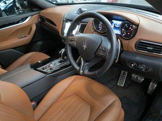2017 Maserati Levante M161 MY18 Q4 Grey 8 Speed Sports Automatic Wagon