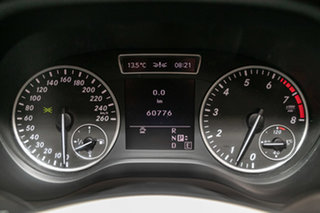 2012 Mercedes-Benz B-Class W246 B250 BlueEFFICIENCY DCT Night Black 7 Speed