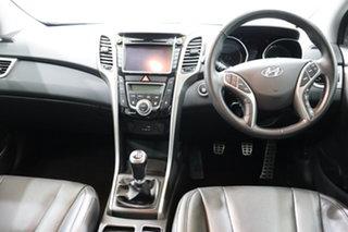 2017 Hyundai i30 GD5 Series II MY17 SR Premium Red 6 Speed Manual Hatchback
