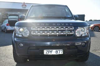 2013 Land Rover Discovery 4 Series 4 L319 MY13 SDV6 SE Blue 8 Speed Sports Automatic Wagon