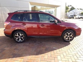 2013 Subaru Forester S4 MY13 2.5i-S Lineartronic AWD Venetian Red 6 Speed Constant Variable Wagon