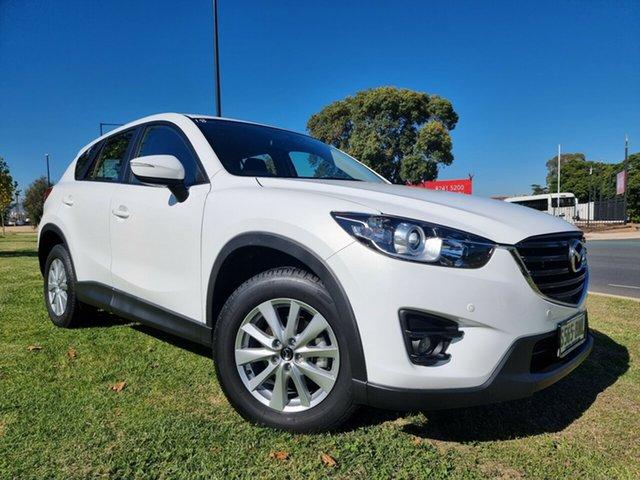 Used Mazda CX-5 KE1022 Maxx SKYACTIV-Drive i-ACTIV AWD Sport Hindmarsh, 2016 Mazda CX-5 KE1022 Maxx SKYACTIV-Drive i-ACTIV AWD Sport White 6 Speed Sports Automatic Wagon