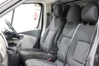 2017 Renault Trafic X82 103KW Low Roof LWB Black/Grey 6 Speed Manual Van